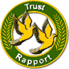 Trust and Rapport Icon