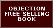 Objection Free Selling Book Home Page